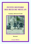 Livre Petite histoire des rues de Meulan