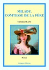 Livre numrique Milady, comtesse de La Fre