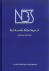 Livre numrique La Nouvelle Bible Segond - Edition d&#x27;tude