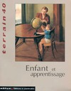 Livre numrique 40 | 2003 - Enfant et apprentissage - Terrain