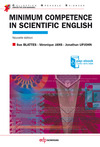 Livre numérique Minimum competence in scientific English