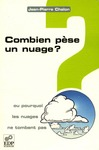 Livre numrique Combien pse un nuage ?