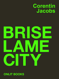 Livre numrique Brise Lame City