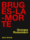 Livre numrique Bruges-la-Morte
