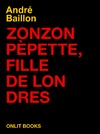 Livre numrique Zonzon Ppette, fille de Londres