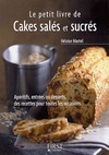 Livre numrique Petit livre de - Cakes sals et sucrs
