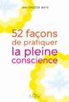 Livre numrique 52 faons de pratiquer la pleine conscience