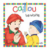 Livre numrique Caillou La visite