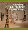 Livre numrique Variations et prennit des oeuvres contemporaines ?