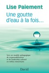 Livre numrique Une goutte deau  la fois