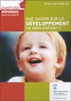 Livre numrique Que savoir sur le dveloppement de mon enfant?