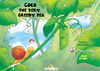 Livre numrique Coco the very greedy pea