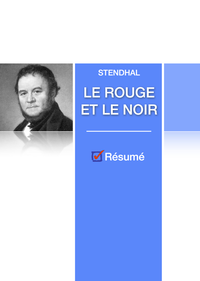 Livre numrique Le Rouge et le Noir (rsum de l&#x27;oeuvre)