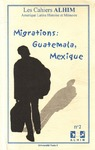 Livre numrique 2 | 2001 - Migrations: Guatemala, Mexique - Alhim