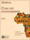 Livre numrique Code des investissements