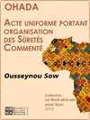 Livre numrique Acte uniforme OHADA sur l&#x27;Organisation des srets, comment