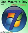 Livre numérique Windows 7 - One Minute a Day Vol. 1 with Videos