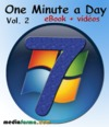 Livre numrique Windows 7 - One Minute a Day Vol. 2 with Videos