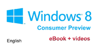 Livre numérique Windows 8: What to expect [eBook+videos]