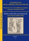 Livre numrique Continuatio de la Crnica de Alfonso III