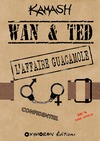 Livre numrique Wan &amp; Ted - L&#x27;Affaire Guacamole