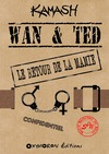 Livre numrique Wan &amp; Ted - Le Retour de la Mamie