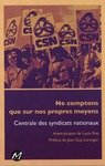 Livre numrique Ne comptons que sur nos propres moyens