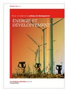 Livre numrique 2 | 2011 - Dossier | Energie et dveloppement - Revue | volutions des politiques de dveloppement - PolDev
