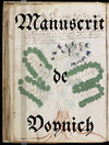 Livre numrique Manuscrit de Voynich