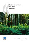 Livre numrique tudes conomiques de l&#x27;OCDE : Sude 2008