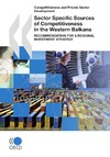 Livre numrique Sector Specific Sources of Competitiveness in the Western Balkans