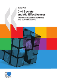 Livre numérique Civil Society and Aid Effectiveness