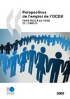 Livre numrique Perspectives de l&#x27;emploi de l&#x27;OCDE 2009