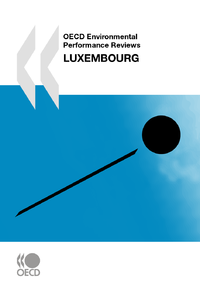Livre numérique OECD Environmental Performance Reviews: Luxembourg 2010