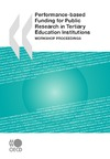 Livre numérique Performance-based Funding for Public Research in Tertiary Education Institutions