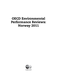 Livre numérique OECD Environmental Performance Reviews: Norway 2011
