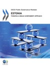Livre numérique Estonia: Towards a Single Government Approach