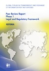 Livre numérique Global Forum on Transparency and Exchange of Information for Tax Purposes Peer Reviews:  Estonia 2011