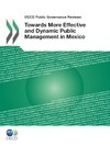 Livre numérique Towards More Effective and Dynamic Public Management in Mexico