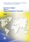 Livre numérique Global Forum on Transparency and Exchange of Information for Tax Purposes Peer Reviews: Chile 2012
