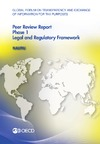 Livre numérique Global Forum on Transparency and Exchange of Information for Tax Purposes Peer Reviews: Nauru 2013