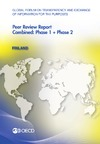 Livre numérique Global Forum on Transparency and Exchange of Information for Tax Purposes Peer Reviews: Finland 2013