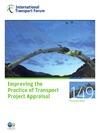 Livre numérique Improving the Practice of Transport Project Appraisal
