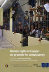 Livre numrique Human rights in Europe: no grounds for complacency