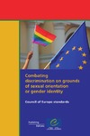 Livre numérique Combating discrimination on grounds of sexual orientation or gender identity - Council of Europe standards