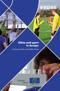 Livre numérique Ethics and sport in Europe