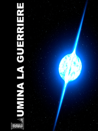 Livre numrique Lumina la guerrire