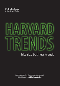 Livre numrique Harvard Trends - Bite size business trends (english version)