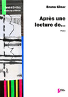 Livre numrique Aprs une lecture de...