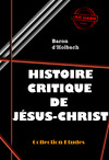 Livre numrique Histoire critique de Jsus-Christ